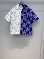 21ss euro size t shirt casual fashion man and woman tee