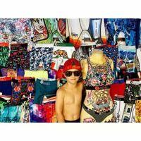 New list! Boxer underwear sports hip hop rock consumption underwear skateboard Street leisure isika Style Men quick dry free delivery 170