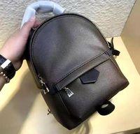 Fashion Backpack Mini leather children backpack women printing backpack 41562