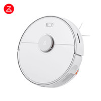 Roborock S5 Max Robot Vacuum and Mop Cleaner Robotic Lidar Navigation Room Cleaning No-mop Zones 2000Pa Powerful Suction 180min Runtime
