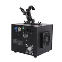 650W Stage Lighting Upside Down Cold Fireworks Spark Machines with Remote Control and 2~5 Meters Jet Height Adjustable of Firworks Machine