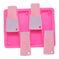 DIY Tumbler Silicone Molds Tumbler Resin Silicone Molds Water Glass key chain mold Crafts Tools Moulds for Plaster WLL37