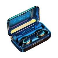 Wireless Earphone earphones Chip Transparency Metal Rename GPS Wirelesss earbuds Charging Bluetooth Headphones Generation In-Ear Detection