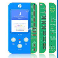 JC V1S Programmer for IPhone 7 8 X XR XS MAX 11 Pro Max Original Color True Tone Repair Touch Shock Battery Fingerprint SN Read