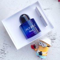 Byredo Perfume Space Rage 100ml Rose Of No Man's Land Super Cedar Mojave Ghost Men Women Fragrance Eau De Parfum Lasting Smell Blue EDP