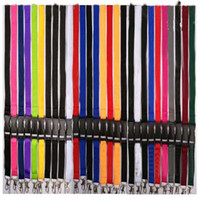 FREE SHIPPING Hot 20pcs Universal New Brand Logo Lanyard for MP3 4 cell phone key chain lanyards wholesale 500 style choose