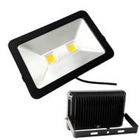 Bowfishing LED floodlight 100W Slim case 110V boat lighting 4pcs pack