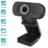 Discount webcam laptop Full HD 1080P 30Fps 2M Pixels USB Webcam Built-in Microphone Web Camera for Skype Youtube PC Laptop Cam