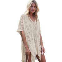 Discount new designer pullovers for women beach swimsuit Pullover Autumn Knitted Blouse 2020 new for women