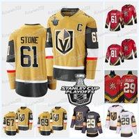 Vegas Golden Knights 2021 Stanley Cup Playoffs Jersey William Karlsson Alex Pietrangelo Marc-Andre Fleury Mark Stone Max Pacioretty Smith Marchessault Tuch