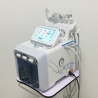 6-in-1 H2O2 facial deep Oxygen Jet CLeaning and peeling beauty machine, CE certified, can be used in salons