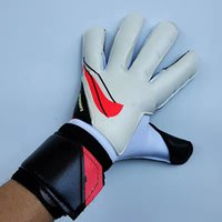 Professional Goalie match training goalkeeper Gloves Latex GK Football fan Guantes equipment
