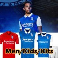 20 21 Birmingham Lukasz Jutkiewicz Soccer Jersey 2020 2021 Birmingham City Sam Gallagher jerseys Men Kids Kits home away football shirts
