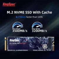 Discount hard drives for laptops Kingspec 512GB M.2 SSD with Dram M2 PCIe NVME 1TB 2TB Solid State Drive 2280 Internal Hard Disk for Laptop with Cache High Speed Q0515