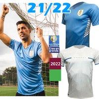Uruguay Soccer Jerseys 2021 2022 Copa America L.suarez E.cavani F. Valverde N. Nández J.M.Giménez De La Cruz National Team 21 22 jersey Football Shirt Uniforms Thailand