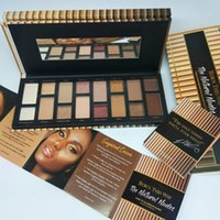 Eyes Cosmetic Born This Way The Natural Nudes palettes 16 colors Eye Shadow Shimmer Matte Makeup Eyeshadow Palette DHL