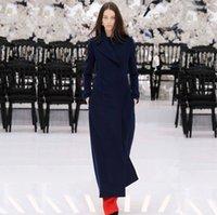 long sleeve woman one button wool coat slim autumn winter jacket fashion woolen overcoat female