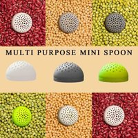 mini kitchen tools gadgets 2021 - Multi-Use Mini Colander Home Kitchen Tool Strainer Micro Drainer Grade Silicone Filter Dishwasher Gadgets Other Bath & Toilet Supplies
