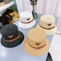 Designers Caps Hats Mens Womens Luxurys Nylon Bucket Hat Fedora Fitted Casquette Baseball Cap Bonnet Beanie designer Women 4 colors 2021 nice good
