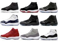 2021 Authentic 11s Shoes 11 Jubilee Space Jam 45 Concord Gamma Blue Legend Cap And Gown Bred Gym Red Win Like 96 72-10 Men Women Outdoor Sports Sneakers With box
