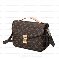Fashion Women Luxurys Designers Bags 2021 Tote Wallet Vintage Printing Leather Handbags Purse Tassel Womens Shoulder Bag Crossbody Messenger Handbag With Box