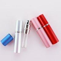 Outdoor Gadgets 5ml Perfume Bottle Travel Refillable Makeup Spray Bottles CYZ2970
