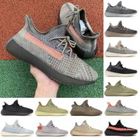 Newest Top v2 Ash stone blue pearl men running shoes Fade carbon Natural earth cinder zyon reflective mens trainers women sneakers