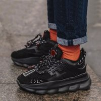 Platfrom originals leisure Sneakers Chainer Reaction casual shoes fashion mens womens pairs luxurys Old Dad boots classic leather luxurys designers walking shoe