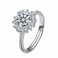 Diamond Rings Nail Ring designer luxury jewelry women Titanium steel Alloy Gold-Plated Craft Gold Silver Rose Never fade Not allergic