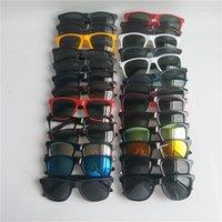 Brand Designer Sunglasses For Men Woman Fashion Square Sun Glasses Reflective Coating Eyewear 26 Color
