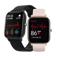 1.4 inch Smart Watch Men Full Touch Fitness Tracker Blood Pressure Smart Clock Women GTS Smartwatch for Xiaomi