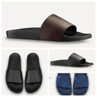Woman Man Sandals Slippers Shoes slipper High Quality Sandal Casual Shoe Flat Slide Eu:35-45 With box 01