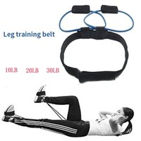 yoga rubber stretch resistance exercise band 2021 - Resistance Bands Yoga Leg Pull Band Stretching Belt Exercise Booty For Legs And BuHome Fitness Strength Training