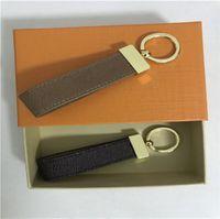 2021 Luxury Keychain High Qualtiy Key Chain & Key Ring Holder Brand Designers Key Chain Porte Clef Gift Men Women Car Bag Keychains 888