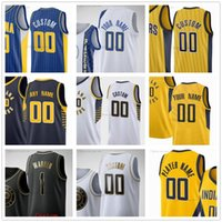 Discount jersey number printing Custom News Printed Basketball Jerseys Top Quality 2021 Yellow Blue Red White Black Gold Jersey. Message any number and name on the order