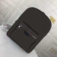 JOSH Backpack Classic Leather Fashion Backpacks Bag Double Shoulder Laptop Bags Mochila Patterns MY WORLD TOUR Student Bookbag totes M45349 N40402 N41473