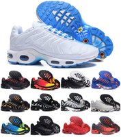 2021 tn plus mens shoes top quality Volt black Hyper Psychic blue Oreo Purple womens Breathable fashion Outdoor Casual sports sneakers trainers