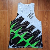 running speed suit 2021 - Street Race Man Fast Running Speed Suit One Piece Professional Athlete Track Field Singlet Men's Swimwear