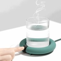 Water Bottles Cup Warmer Heat Beverage Mug Mat Keep Drink Warm Heater Heating Pad For Coffee Milk Tea 220V 20W