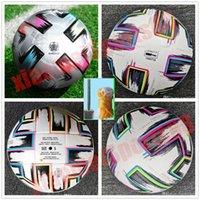 Top quality Euro Cup size: 4 Soccer ball 2021 Uniforia Finale Final KYIV PU size 5 balls granules slip-resistant football high