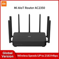 Global Version Xiaomi Mi AIoT Router AC2350 Gigabit 2183Mbps Dual-Band WiFi Mi Wireless Router With 7 High Gain Antennas Wider