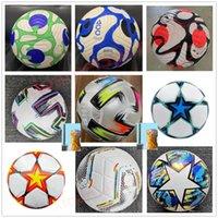 New European champion 2021 2022 Club League PU soccer Ball Size 5 high-grade nice match liga premer Finals 21 22 football balls