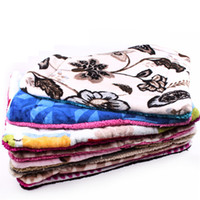 6 Packs Dog Blanket Fleece Cobertor de animal de estimação para cão Cama de gato para grandes cães Leopard Print Cat Mat Soft Cushion Quilt Quilt