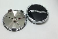 Wholesale Chrome Center Caps 68mm - Wheel center caps wheel cover for VOSSEN CV3 CV5 VOSSEN 45mm 65mm 68mm 75mm