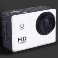Waterproof DV Recorder Sports A7 A8 A9 N2 Action Caméra Full HD 720P 1080p 30fps 1.5 2 pouces voiture DVR Underwater 30M Video 20pcs / lot