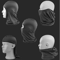 Wholesale Head Covers Beanies - Wholesale-New Sports Riding Ski Mask Balaclava Breathable Speed Dry Tactical Head Cover Cycling UV Protect Full Face Mask La mascara