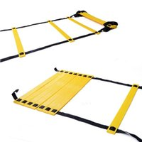 speed and agility training - New Arrival And Durable Flat Rung M Agility Ladder for Speed Soccer Football Fitness Feet Training order lt no track