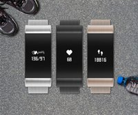 Wholesale Newest Smart Phones - Newest A66 smart Bracelet mobile phone universal wireless Bluetooth smart Bracelet multi-function sports fashion bracelets free shipping