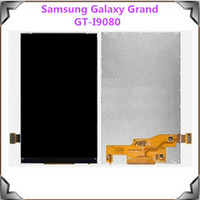Wholesale Display Grand Duos - High Quality LCD SCREEN For Samsung Galaxy Grand Duos i9080 Lcd Screen Display Good Quality Free Shipping