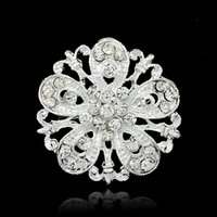 Wholesale Korean Clip Brooches - Free Postage 2016 new Korean version of the wreath brooch clip collar chain collar small collar pin brooch wholesale cash offer